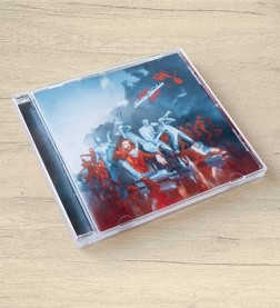 "Revolte Tanzbein ""TANZ HART"" Jewel-Case CD"